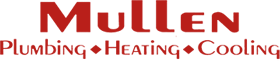 Mullen Plumbing, Heating and Cooling logo